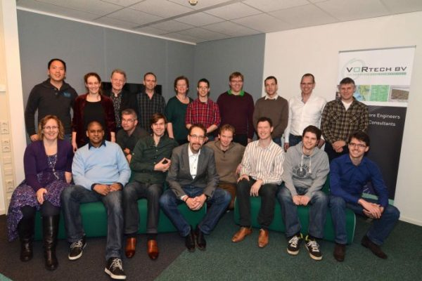 VORtech Colleagues 2013
